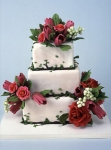 Свадебный торт 009