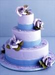 Свадебный торт 010